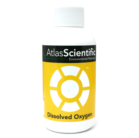 Atlas Scientific Water Quality Dissolved Oxygen Test Solution - Atlas Scientific