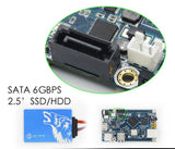 CubieTech CubieBoard CubieBoard6 - Actions S500 - Cortex A9 Quad-Core