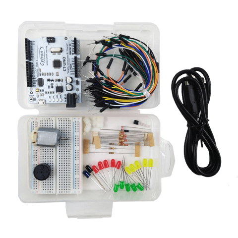 Cytron Arduino Starter Kits Beginner Kit for Cytron Uno