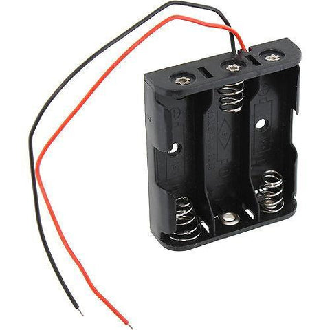 Cytron Battery Holder 3xAA Battery Holder
