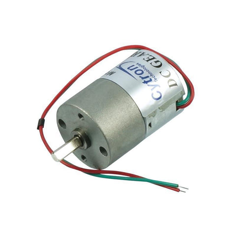 Cytron DC Geared Motor Cytron DC Geared Motor SPG20-50K - Gear Ratio 50:1