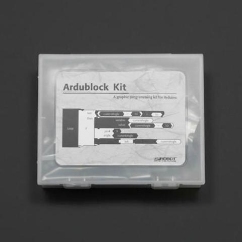 DFRobot Development Boards DFRobot Gravity Starter Kit for Ardublock