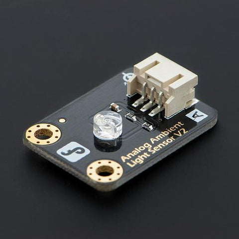 DFRobot Light Sensor DFRobot Gravity: Analog Ambient Light Sensor For Arduino