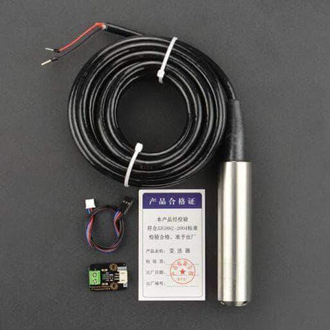 DFRobot Liquid Level Liquid Level Transmitter Sensor
