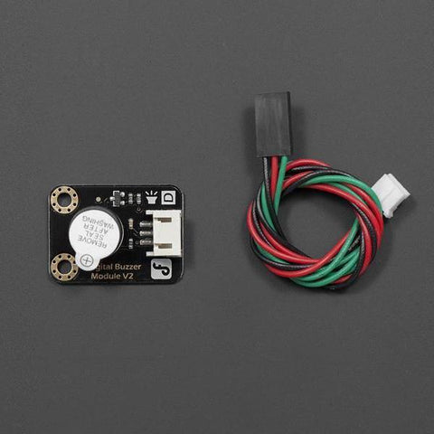 DFRobot Speakers - Buzzer DFRobot Gravity: Digital Buzzer For Arduino