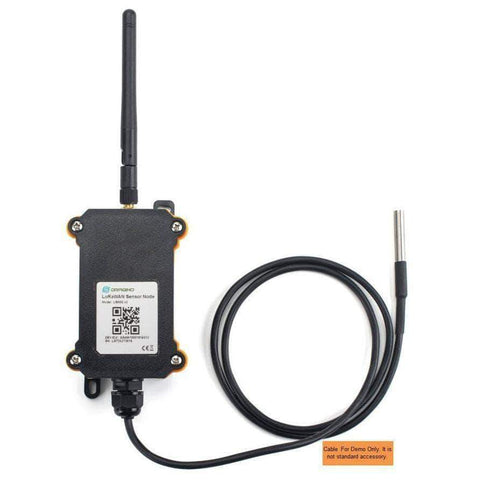 Dragino LoRaWAN LSN50-V2 Waterproof Long Range Wireless LoRaWAN Sensor Node