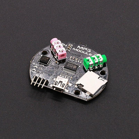 ElecFreaks Audio MP3 Player Module