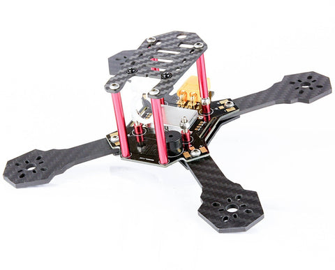EMAX Quadcopter Frame EMAX Nighthawk-X4 All Carbon Fiber Quadcopter Aircraft Frame