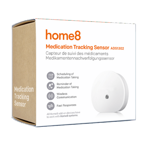 Home8 Smart Health Medication Tracking Sensor - Home8