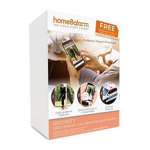 Home8 Smart Home Security Alarm System Package - Home8