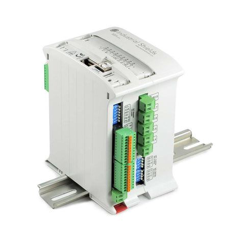 Industrial Shields Open PLC M-DUINO PLC Arduino 19R I/Os Relay/Analog/Digital - Open Industrial PLC