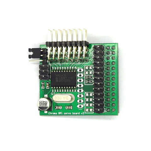Itead Studio Raspberry Pi Chroma Servo Board V3 For Raspberry Pi