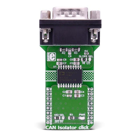 MikroElektronika CAN-BUS CAN Isolator Click - MikroElektronika Isolated CAN Transceiver