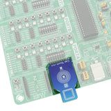 MikroElektronika Click HMI Cap Touch click - MikroElektronika Capacitive Touch Sensing Button