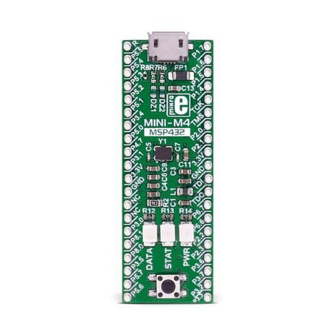 MikroElektronika MikroE Dev Boards MINI-M4 for MSP432 - MikroElektronika ARM Cortex™ M4 Development Board