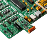MikroElektronika Motor Driver Brushless click - MikroElektronika 3-Phase Full-Wave Brushless DC Motor Driver