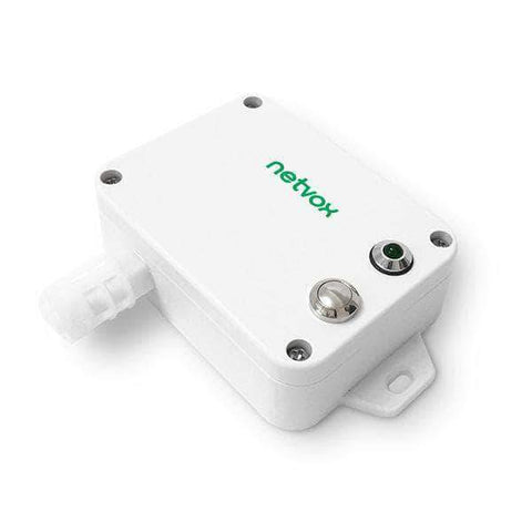 Netvox LoRaWAN R718A LoRaWAN Wireless Temperature and Humidity Sensor for Low Temperature Environment