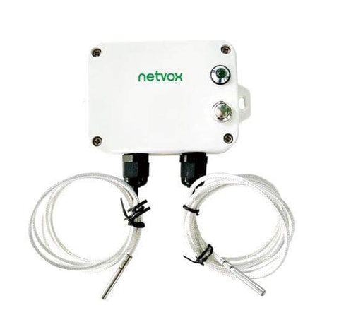 Netvox LoRaWAN R718CK2 LoRaWAN Wireless Thermocouple Sensor