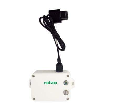 Netvox LoRaWAN R718N1 LoRaWAN Wireless 1-Phase Current Meter