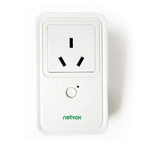 Netvox LoRaWAN R809A Netvox LoRaWAN Wireless Power Plug with Power Meter