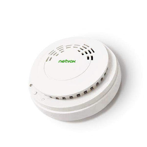 Netvox LoRaWAN RA02A LoRaWAN Wireless Smoke Detector (Photoelectric)