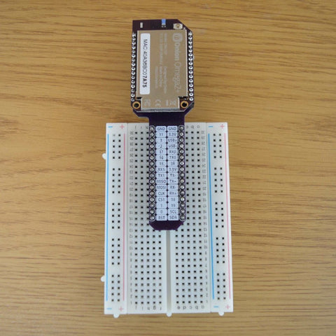 Onion Onion Omega Breadboard Dock for Onion Omega2 & Omega2+