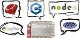 Onion Onion Omega Onion Omega2 Plus - World's Smallest Linux Server & WiFi built-in