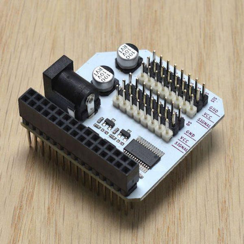 Onion Onion Omega Servo Expansion for Onion Omega2 & Omega2+