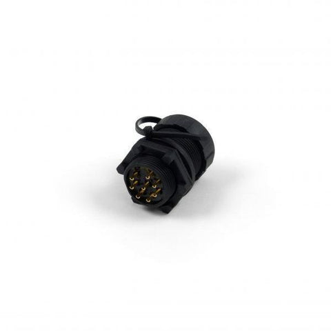 Phidgets Cable Gland Waterproof 8-Pin Circular Cable Connector (for Enclosures)