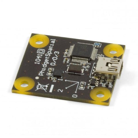 Phidgets IMU Phidget Spatial 0/0/3 Basic - 3 Axis Accelerometer ±8g