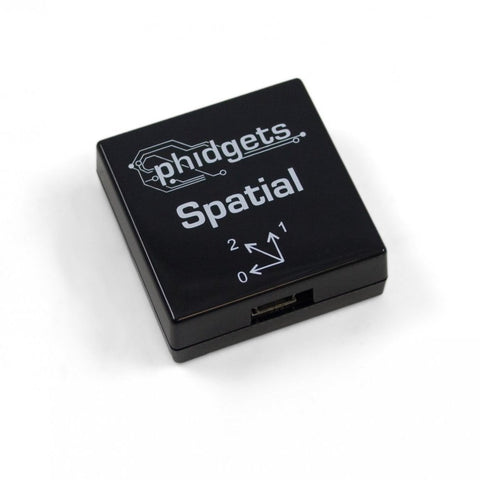Phidgets IMU Phidget Spatial 0/0/3 Precision High Resolution 3 Axis Accelerometer ±8g