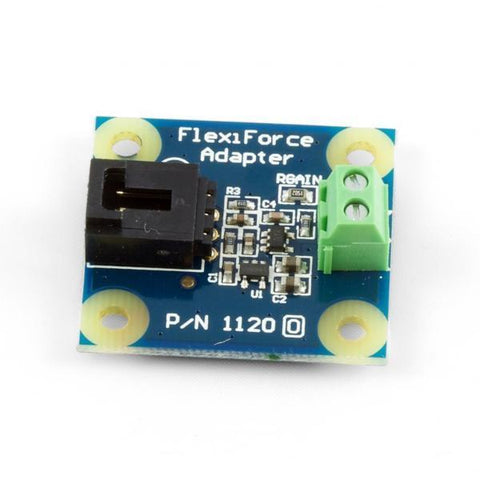 Phidgets Interface Board Phidget FlexiForce Adapter FSR to Analog Input - 1120_0