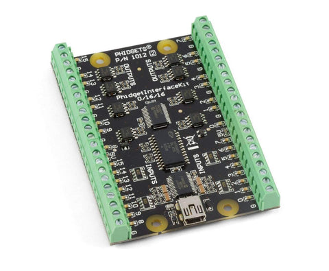 Phidgets IO Boards Phidget Interface Kit 0/16/16 - 1012_2B