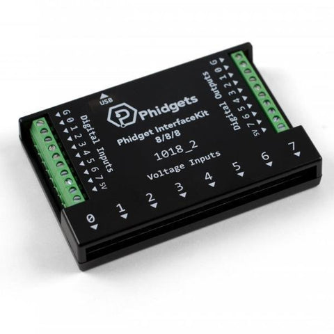 Phidgets IO Boards Phidget Interface Kit 8/8/8 - 1018_2B
