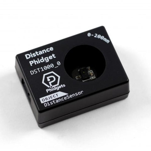 Phidgets Touch Distance Phidget Infrared Time of Flight Sensor- DST1000