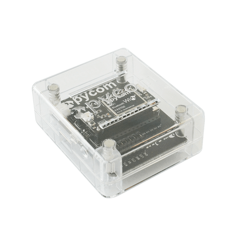 Pycom Case - Enclosure Pycom Pycase Clear
