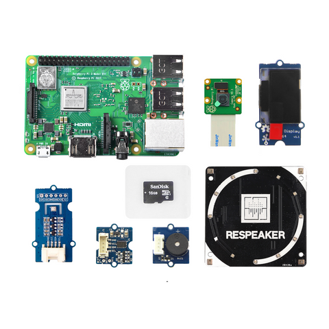 Seeed Studio Grove Starter Kits Seeed Grove Starter Kit for Azure IoT Edge