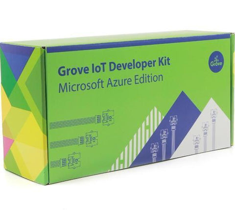 Seeed Studio Grove Starter Kits Seeed Studio Grove Maker Kit for Intel Joule