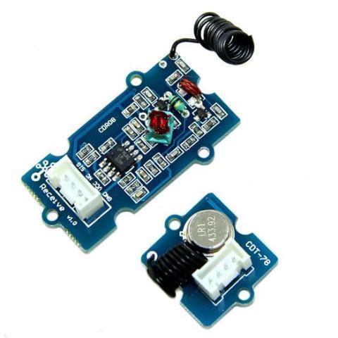 Seeed Studio RF Kit Seeed Grove - 433MHz Simple RF Link Kit