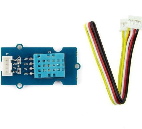 Seeed Studio Temperature Sensor Seeed Studio Grove - Temperature & Humidity Sensor (DHT11)