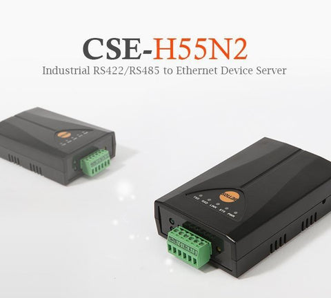 Sollae Systems IoT Comms Sollae Industrial RS422/RS485 Serial to Ethernet Device Server - CSE-H55N2