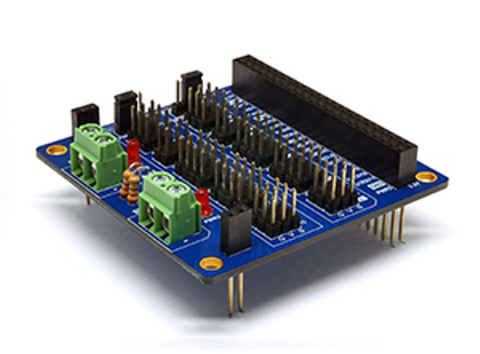 Sollae Systems PHPoC PHPoC Expansion Board - PWM and Sensor (PES-2003)