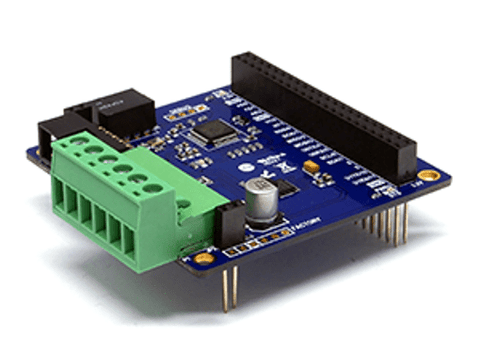 Sollae Systems PHPoC T-type PHPoC Smart Expansion Board - Stepper Motor Controller (PES-2403)