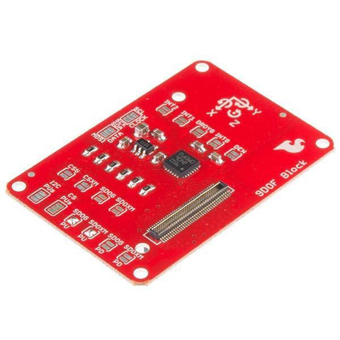 SparkFun Development Boards SparkFun Block for Intel® Edison - 9 Degrees of Freedom