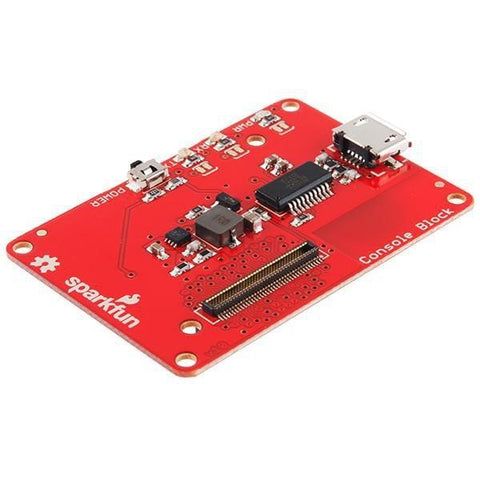 SparkFun Intel Development Boards SparkFun Block for Intel® Edison - Console