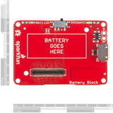 SparkFun Intel Development Boards SparkFun Block for Intel® Edison - Power