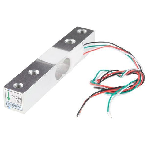 SparkFun Load Cell Load Cell - 10kg, Straight Bar (TAL220)