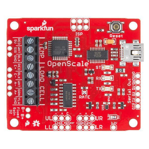 SparkFun Load Senor SparkFun OpenScale Weight Load Measurement