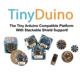 TinyCircuits Arduino Starter Kits TinyDuino Starter Kit - Coin Cell Version