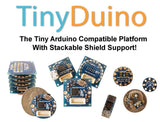 TinyCircuits Development Boards 9-Axis IMU TinyShield for TinyDuino - LSM9DS1